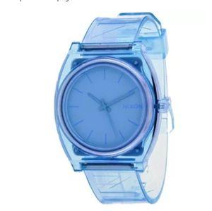 Nixon Women's Time Teller P Blue Eatch